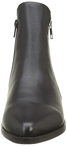 Buffalo Damen 15b85-2 Nappa Chelsea Boots Schwarz (Black 01)