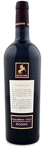 Nerello - vino igp calabria rosso, 750 ml