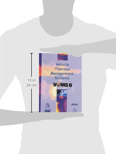 Vehicle Thermal Management Systems (VTMS 6) (Imeche Event Publications)