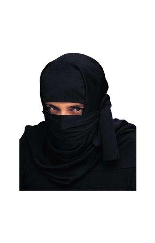 Ninja Fighter Kopfteil (Ninja Kopfbedeckung)