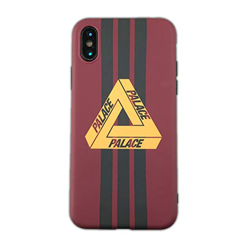UMCCC iPhone XS Max HüLle, iPhone X/XS HandyhüLle, iPhone 7/8plus Handy Fall Anti-Fall TPU weiche Abdeckung Shockproof Scrub 360-Grad-Rundumschutz FüR iPhone XR,iPhoneXR (Samsung Vuitton Louis Fall)