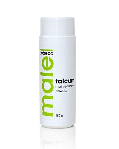 MALE Cobeco Talcum Maintenance Powder (150 g) ist ein spezielles Pulver zur Pflege der Masturbatoren