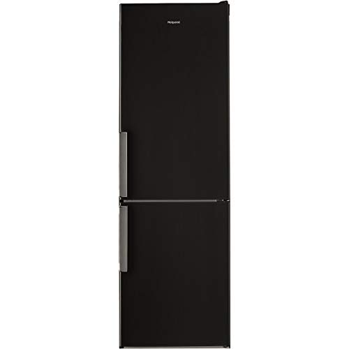Hotpoint H5T811IKH 70/30 Split 338L Freestanding Fridge Freezer - Black Best Price and Cheapest