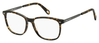 Fossil Brille (FOS 6091 0CD 53)
