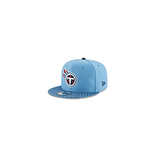 New Era Snapback Cap - NFL 2017 SIDELINE Tennessee Titans - T-shirt Demarco Murray