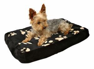Trixie 37571 Kissen Winny, 60 × 40 cm, schwarz