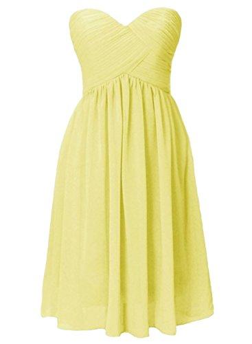 AZBRO Damen Elegantes Ärmelloses Maxi Abendkleid mit Metallplatten und aus Chiffon Mint Green
