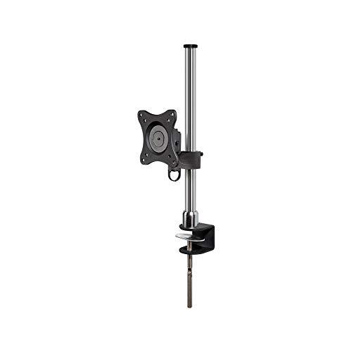 Goobay 63496 ScreenFlex Tischhalter für Monitor 69 cm (27 Zoll) schwarz - Tv Für Stock-halterungen Flachbildschirme