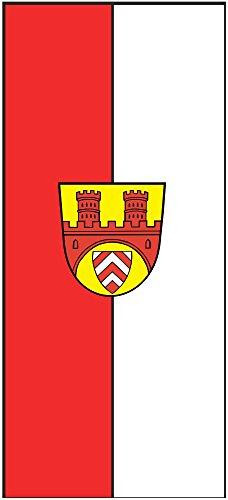 magFlags Flagge: XL Bielefeld | Hochformat Fahne | 2.16m² | 120x180cm » Fahne 100% Made in Germany