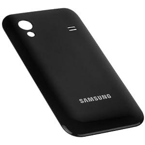 "original Samsung Akkudeckel Rückdeckel Ersatzteil Oberschale Akkufachdeckel Back-Cover für S5830 Galaxy ACE ""black"""