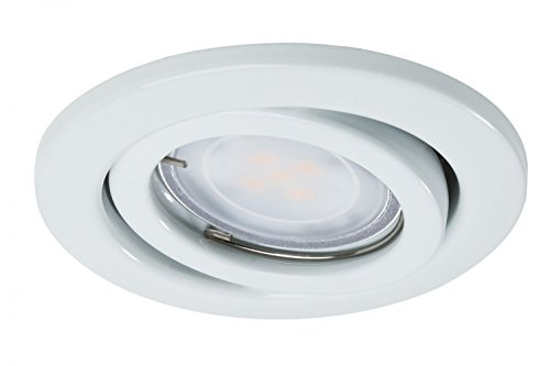 Nice Inkl. 1 LED-Leuchtmittel GU10, 3 W, 230 lm, Warmweiß (3000 K)