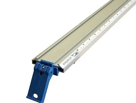 E. Emerson Tool Co. C24tout-en-un 61cm Contractor Straight Edge Outil de serrage Guide