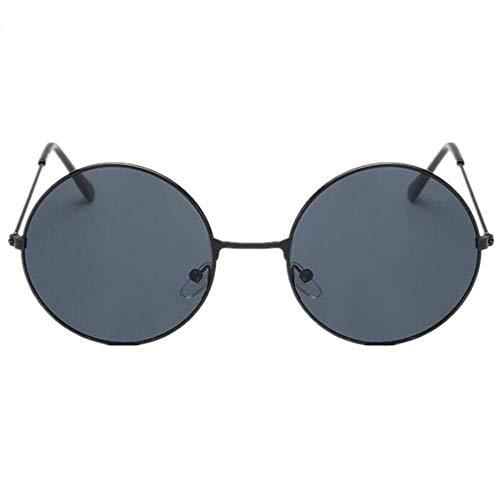 Sonnenbrille Runde Brille Herren Damen Steampunk Sonnenbrille Sunglasse Damen Runde Sonnenbrille Uv400