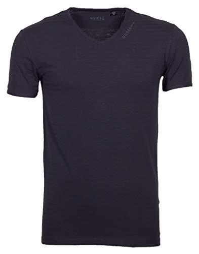 Guess Herren Logo T-Shirt, Kurzarm U91M00JR03N (XL)