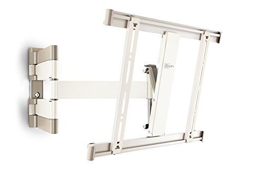 vogels-thin-245-alpine-m-soporte-de-pared-para-televisores-led-lcd-inclinable-y-oscilante-color-blan