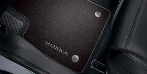 Opel Set 4 Teppich Mokka UND Mokka X ORIGINAL Auto 39026741