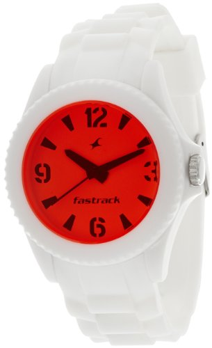 Fastrack Analog Red Dial Women's Watch - 9911PP18 image