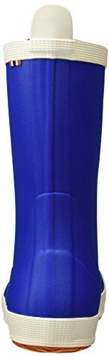 Viking Seilas, Bottes en caoutchouc de hauteur moyenne, non doublées mixte adulte Bleu roi (15)