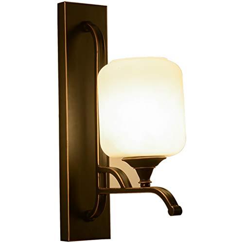 Preisvergleich Produktbild SLIANG Wand-Lampe E27 der Wand-Lampe Wohnzimmer Hotel Clubhouse Wohnzimmer tür