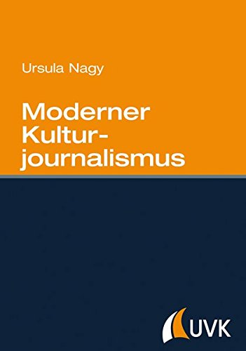 Moderner Kulturjournalismus