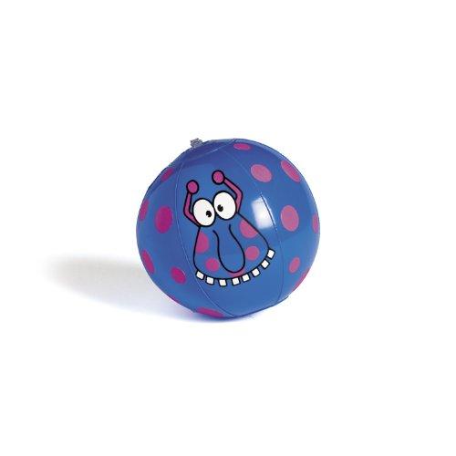cama24com Monster Wasserbälle aufblasbar mit 4 verschiedenen Motiven klein 4 Stück - Jährige Für Halloween-spiele 3-5