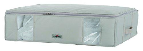 Compactor RAN7652 - Funda de almacenaje al vacío (Polipropileno, 65x50x15,5cm), Color Beige
