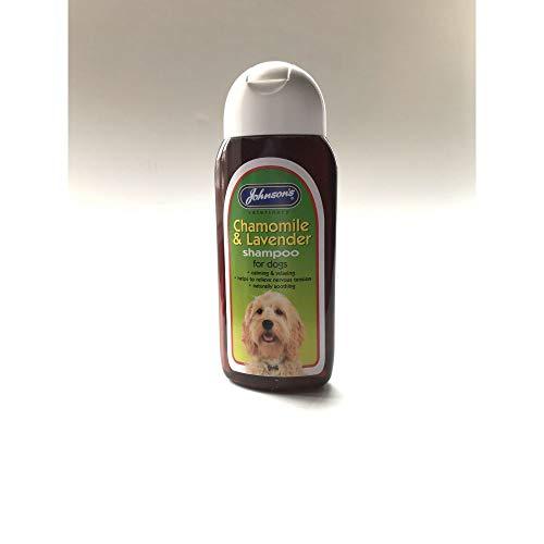 Johnsons Lavendel und Kamille Shampoo, 200ml -