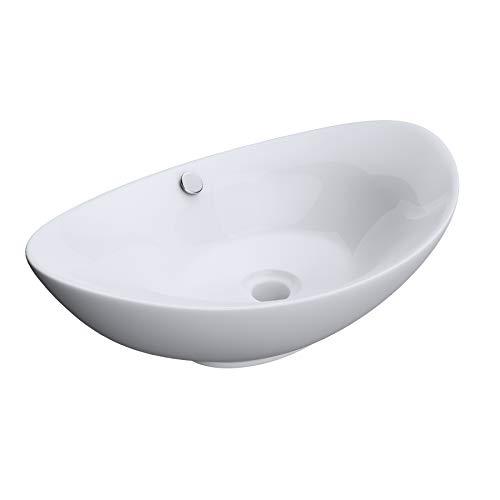 Design Aufsatzwaschbecken, Keramik