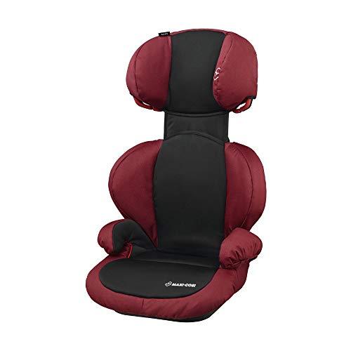 Maxi-Cosi Rodi SPS Kindersitz, mitwachsender Gruppe 2/3 Autositz (15-36 kg), nutzbar ab 3,5 bis 12 Jahre, pepper black