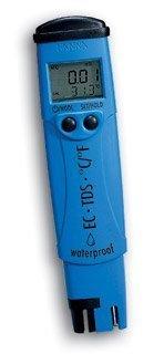 DiST 5 Waterproof Meter by Hanna Instruments