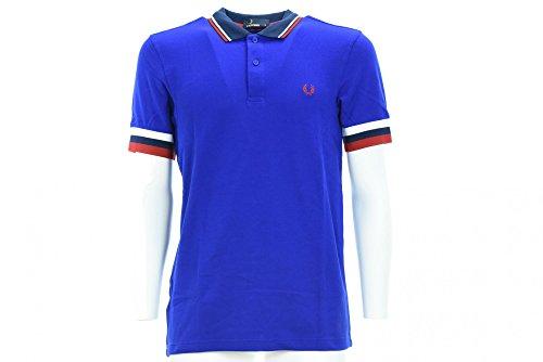 takestop Herren Poloshirt X-Small Blau