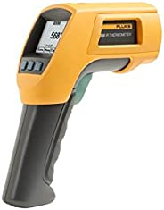 Fluke 568 Infrared Thermometer, Temp Range -40°c to 800°c