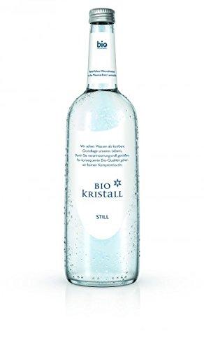 Kristalle Kohlensäure (Bio Kristall still 0,75l)