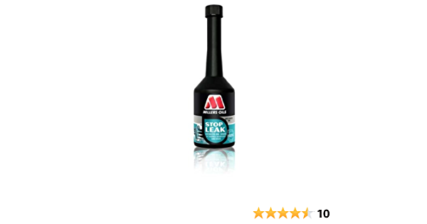 Millers Car Engine Gearbox Oil Stop Leak Seal 5619 Mc 250ml Auto
