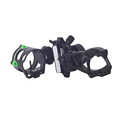 perfeclan Pro Sight, Visier Mit 4X Linse, Ultraleichtes Kompaktes Visier Für Die Jagd Auf Compoundbogen Im Freien