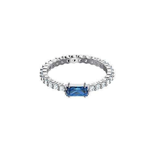Swarovski Damen-Ringe Edelstahl Kristall \'- Ringgröße 52 5441191