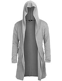 920070d270 Amazon.it: cardigan uomo - Verde / Uomo: Abbigliamento