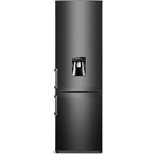 CONTINENTAL EDISON cefc262db - réfrigérateur combiné - 262l (196l + 66l) - Froid Statique - a+ - l 55 x h 180 cm - Noir