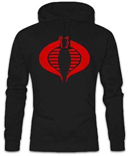 a Logo Hooded Sweat - Kapuzenpullover Hoodie - Commander GI Joe Destro Kult Größen S - 2XL (L) ()