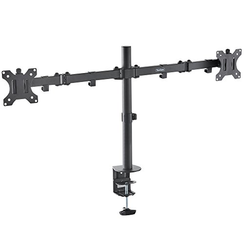 "VonHaus Dual Monitor Mount for 13-32"" Screens 