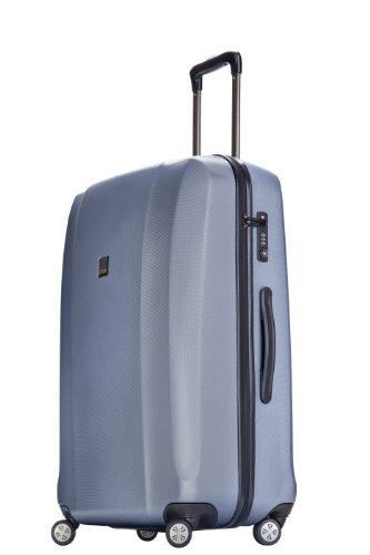 TITAN Koffer Xenon, 66 cm, 80 Liter, bluestone, 809405-25