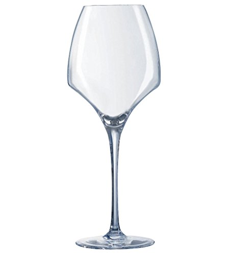 Chef & Sommelier 8011784.0 Open Up Universal Tasting Verre à Pied Kwarx Transparent 40 cl Lot de 6