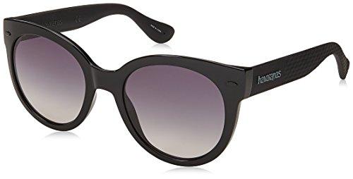 havaianas - noronha - occhiali da sole donna occhi di gatto - materiale leggero - 100% uv400 protection - custodia protettiva inclusa