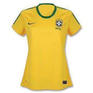Nike Brasilien Home Trikot Damen