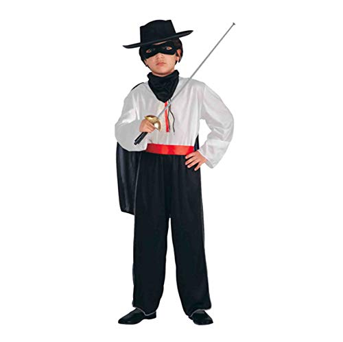 Carnival Kostüm Kinder Bandito TG.III TRAVESTENTO Fasching - Bandito Kinder Kostüm