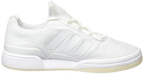 adidas Veritas Lo, Scarpe da Ginnastica Basse Uomo Bianco (Ftwr White/Ftwr White/Vintage White)
