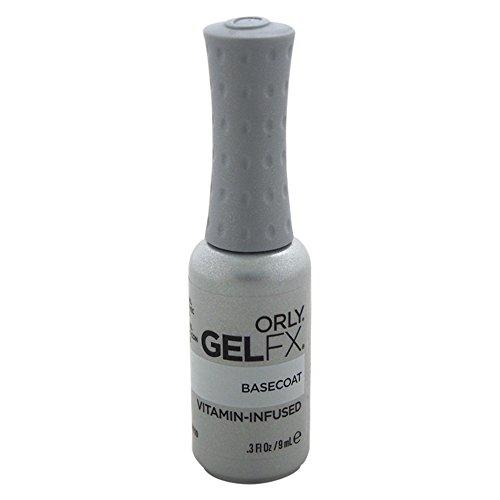 Orly Gel Fx Smalto per Unghie, Base Coat, 9 ml