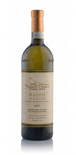 """Cantine Povero - Roero Arneis """"Terre Del Conte"""" - 6 Bottiglie da 0,75 lt."""