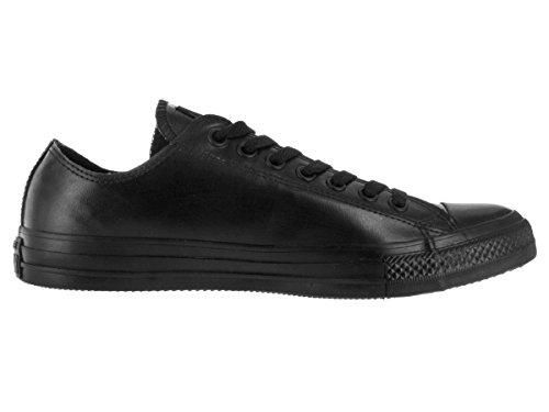 Converse Chuck Taylor All Star, Baskets Basses Mixte Adulte Black/black
