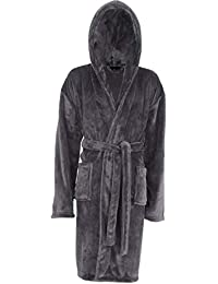 Amazoncouk 4xl Dressing Gowns Kimonos Nightwear Clothing